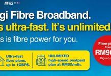 Digi Fibre Broadband 2020