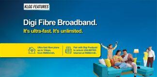 Digi Internet Freedom, Digi Fibre Broadband