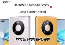 Huawei Mate 40 launch
