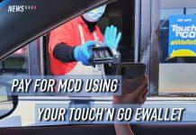 Touch 'n Go eWallet, McDonald's
