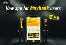 MAE by Maybank2U feature