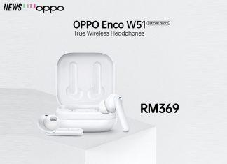 OPPO Enco W51 malaysia price