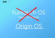 vivo Origin Os