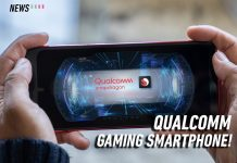 Qualcomm snapdragon gaming smartphone