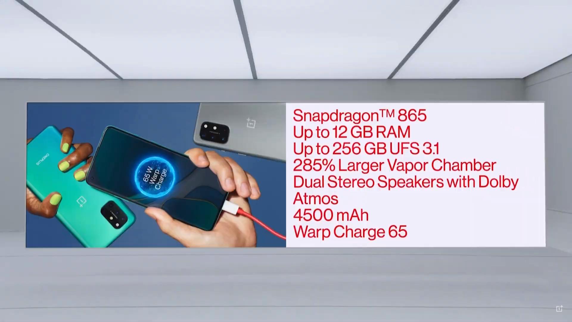 OnePlus 8T specs