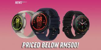Xiaomi Mi Watch launch