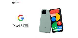 Pixel 5, Google