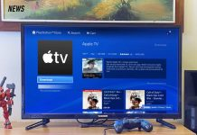Apple TV, PlayStation 4, PlayStation 5
