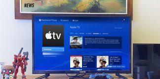 Apple TV, PlayStation 4, PlayStation 5