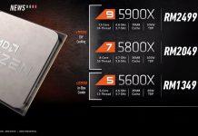 AMD Ryzen 5000 malaysia price