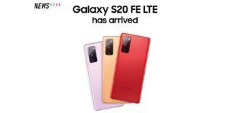 Samsung Galaxy S20 FE 4G in malaysia