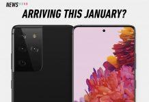 Samsung galaxy s21 ultra specs leak