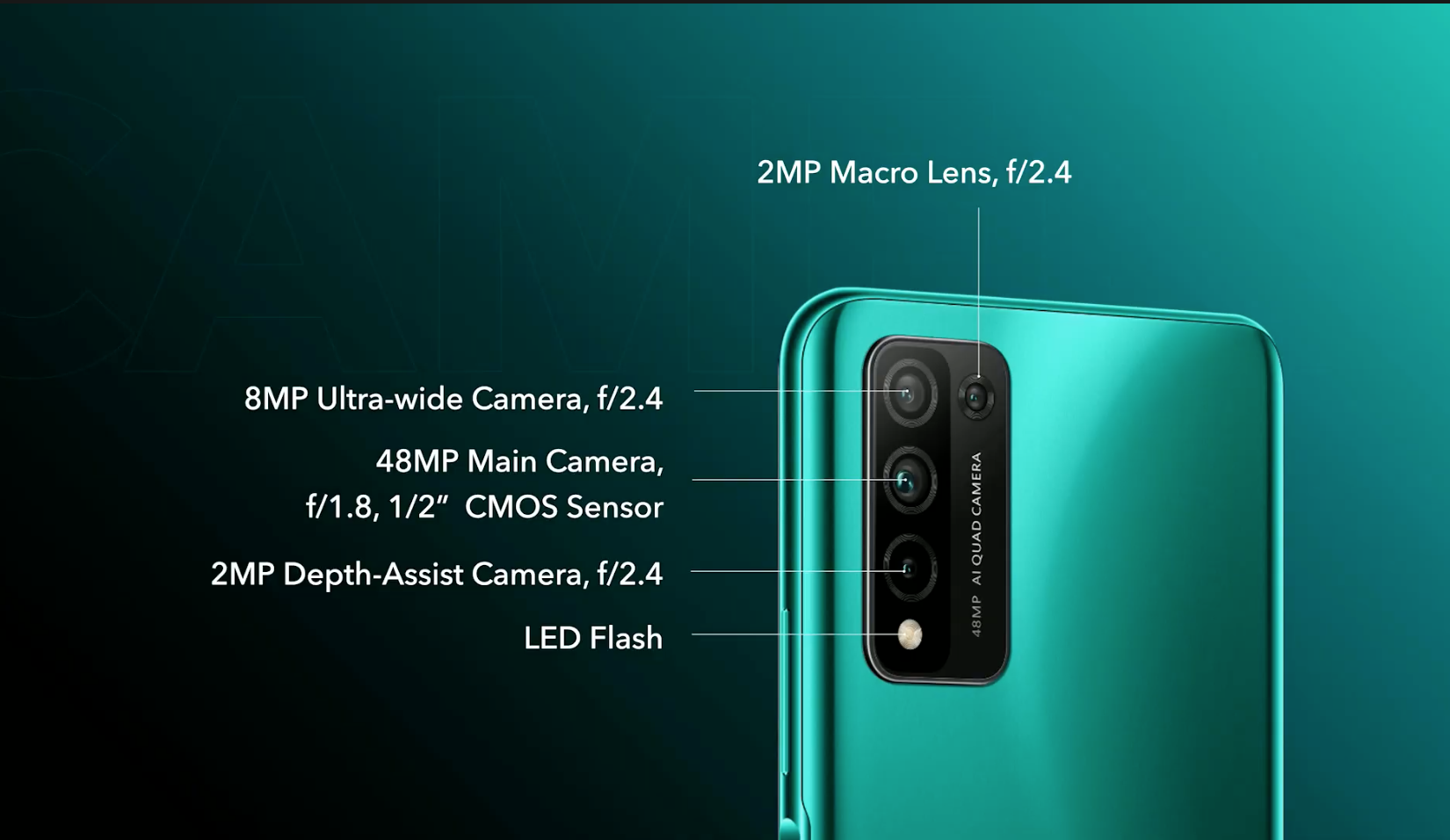 HONOR 10X Lite launched with a 5,000mAh battery with 22.5W fast charge 3