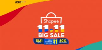 shopee 11.11 sale 2020