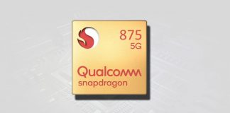 Snapdragon 875 specs