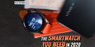 vivo watch smartwatch