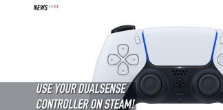 DualSense Controller, PS5, Steam