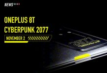 OnePlus 8T Cyberpunk 2077, OnePlus 8T, OnePlus 8T cyberpunk, cyberpunk 2077 edition