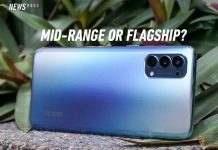 oppo reno 5 spotted