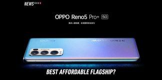 OPPO Reno5 Pro+ china