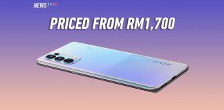 OPPO Reno5 5G launch china