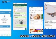 Windows Android App