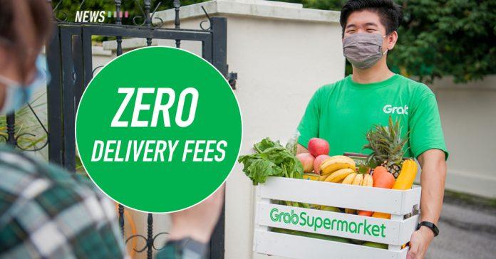 GrabSupermarket, grocery, grab, delivery