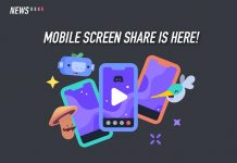 discord, share screen, screen share, discord mobile, discord mobile share screen