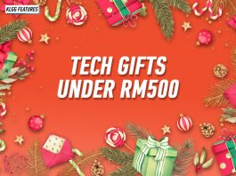 tech gifts, Christmas deals, Shopee, Shopee deals, gifts under rm500