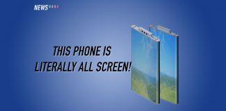 Xiaomi, patent, 360 display, 360º display, 360º screen