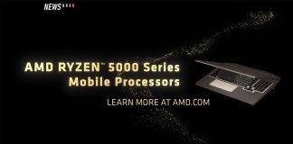 AMD Ryzen 5000 CES 2021