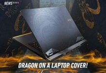 MSI GE76 Raider dragon edited