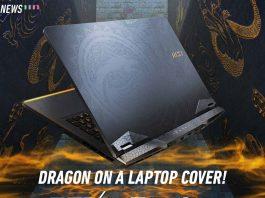MSI GE76 Raider dragon edited