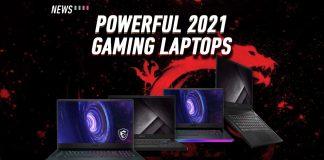 MSI gaming laptops, MSI Stealth, MSI Raider