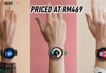 xiaomi mi watch malaysia price