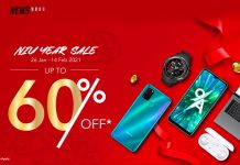 HONOR, Niu Year Sale