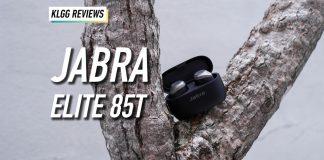 Jabra Elite 85t, Jabra