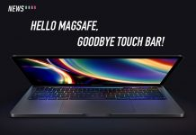 MacBook Pro, 2021 MacBook Pro, MagSafe, Touch Bar