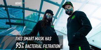 Project Hazel, Razer, smart mask, mart n95 mask, n95 mask, Razer mask