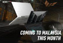 ASUS TUF Dash F15 malaysia