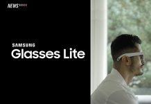Samsung, AR Glasses, Glasses Lite