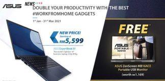 ASUS ExpertBook B9 deal 2021