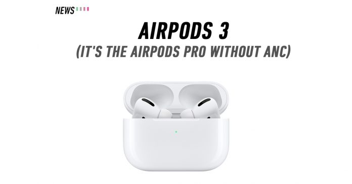AirPods 3, AirPods Pro