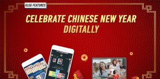 Celebrate Chinese New Year Digitally