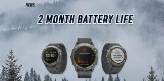 Garmin, Garmin Enduro, Enduro, smartwatch, GPS watch, fitness watch