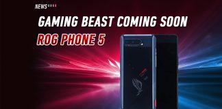 Asus ROG Phone 5, ROG Phone 5, ASUS