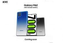 Samsung Galaxy M62 Malaysia