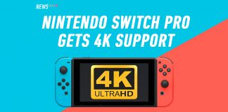 Nintendo Switch Pro, Nintendo, Nintendo Switch, 4K