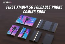 Xiaomi, 5G foldable, foldable phone, Xiaomi foldable phone