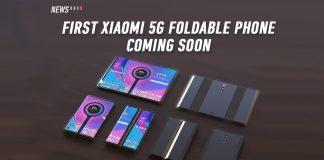 Xiaomi, 5G foldable, foldable phone, Xiaomi foldable phone